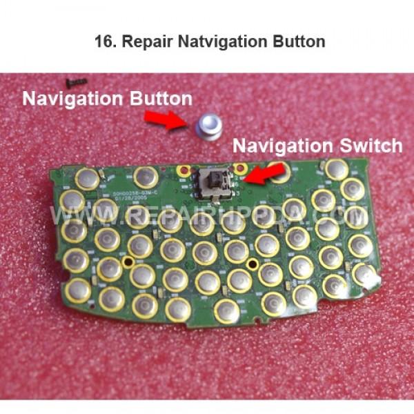 16 Repair Nevigation button