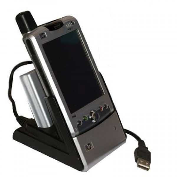 Original Cradle with Battery Charger h6315, h6320, h6325, h6340, h6365 (350528-001)