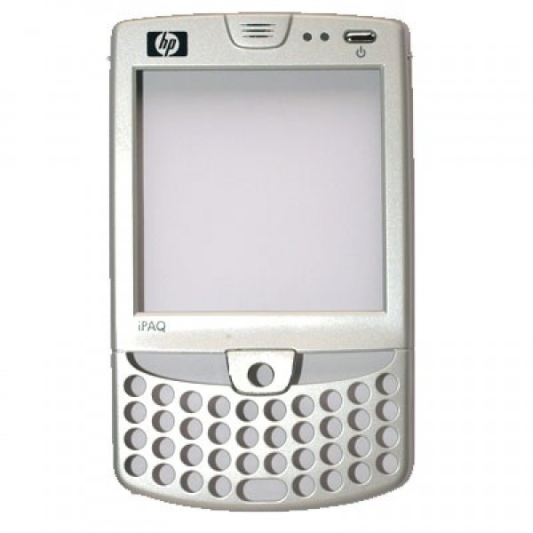 Front Cover (bezel) Replacement for IPAQ hw6510, hw6515