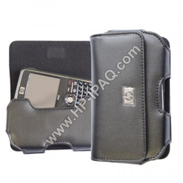 Original Leather Belt Case for IPAQ 910, 912, 914, 910c, 912c, 914c 459078-001