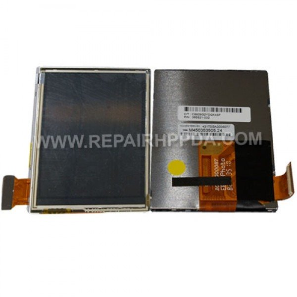 LCD with TOUCH (Digitizer) Replacement for iPAQ rz1710 ...