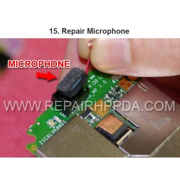 15 Repair - Microphone