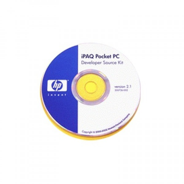 NEW ORIGINAL HP CD - DEVELOPER SOURCE