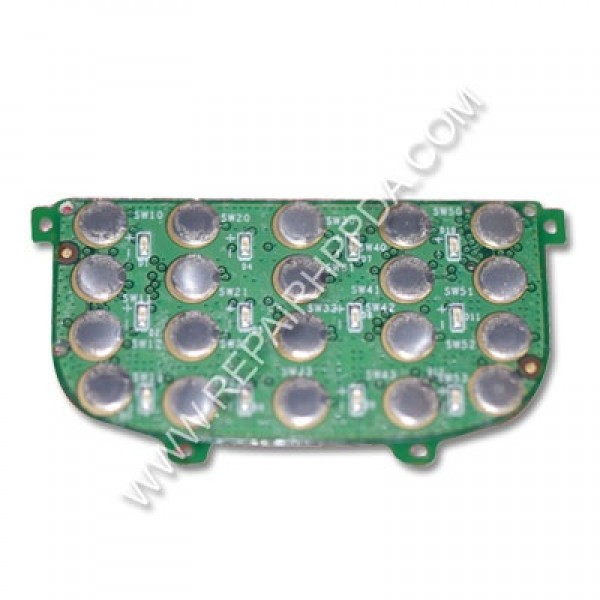 KEYPAD BOARD Replacement for IPAQ 610, 612, 614, 610c, 612c, 614c
