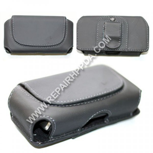 Leather Case for IPAQ 110, 111, 112, 114, 116 ( horizontal Type II )
