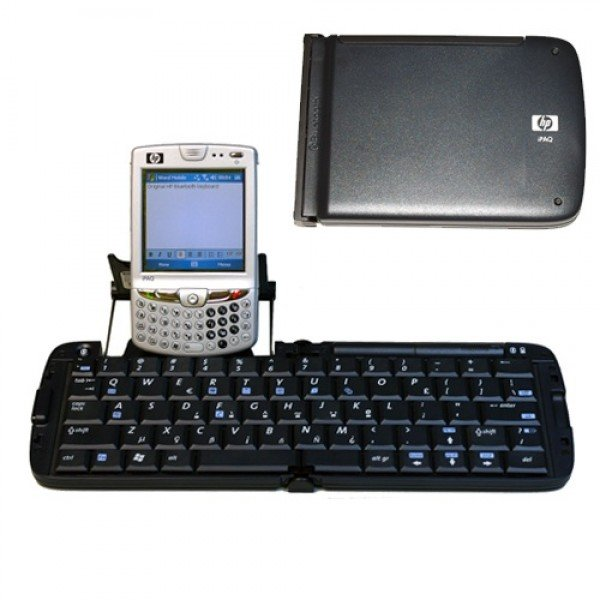 Original HP Bluetooth Folding Keyboard for iPAQ (FA802AA#AC3)