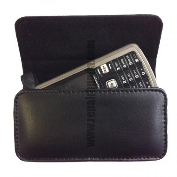 ORIGINAL IPAQ 510 512 514 Leather Case with Belt Clip