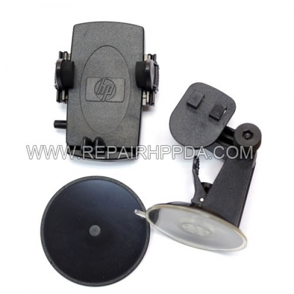 Original Car Holder set for IPAQ 910, 912, 914, 910c, 912c, 914c