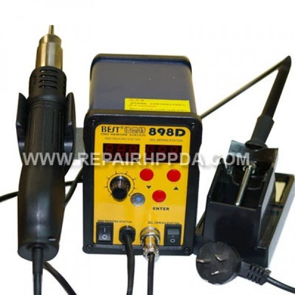 Professional Soldering and Hot Air Flow machine