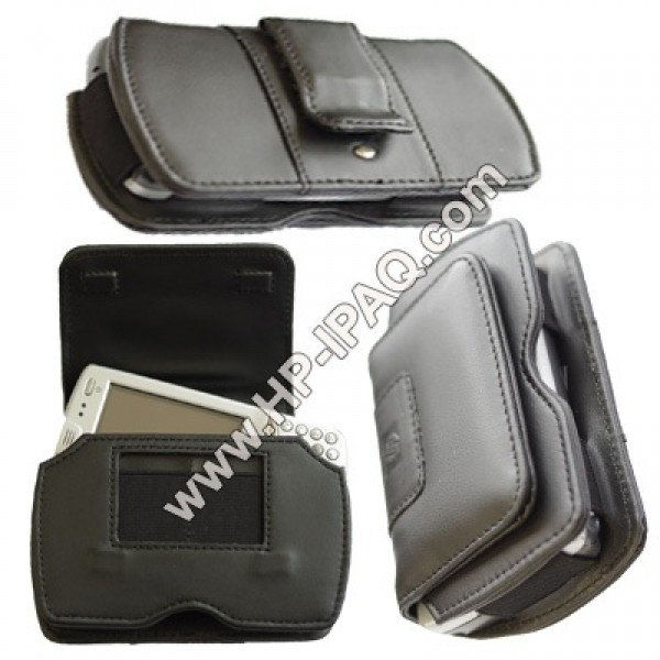 Original IPAQ hw6510, hw6515 Leather Belt Case