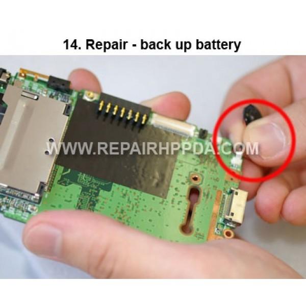 14 Repair - back up battery