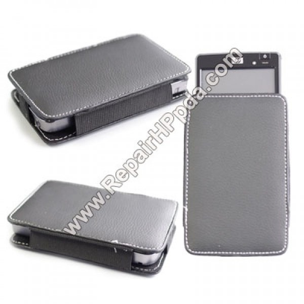 Leather Case for iPAQ 210, 211, 212, 214, 216 (Vertical Type)