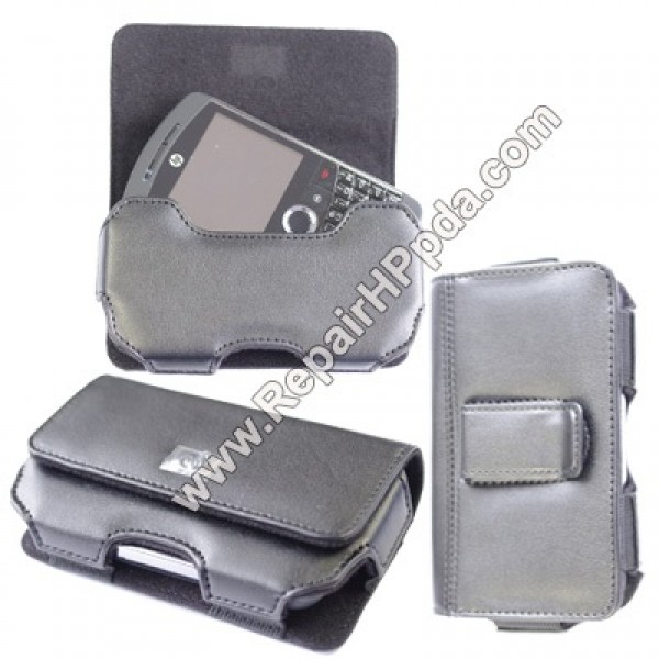 Original Leather Belt Case for HP iPAQ GLISTEN