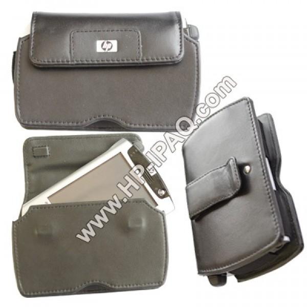 Original IPAQ h5150, h5450, h5455, h5550, h5555 Leather Belt Case