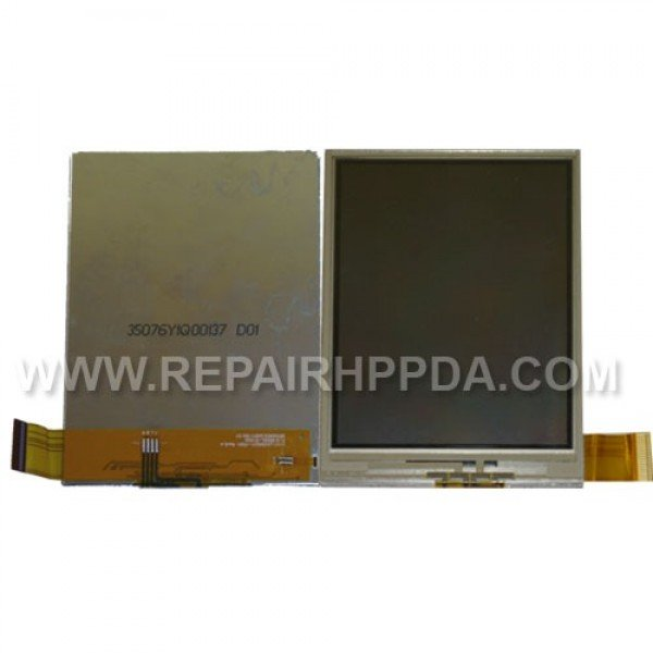 LCD Screen with TOUCH (Digitizer) Replacement for ipaq 110, 111, 112, 114, 116