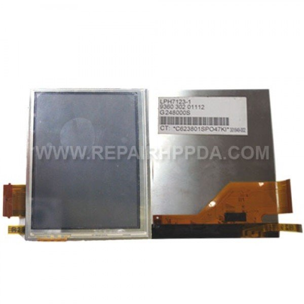 LCD with TOUCH (Digitizer) Replacement for IPAQ h5150, h5155, h5450, h5455, h5550, h5555