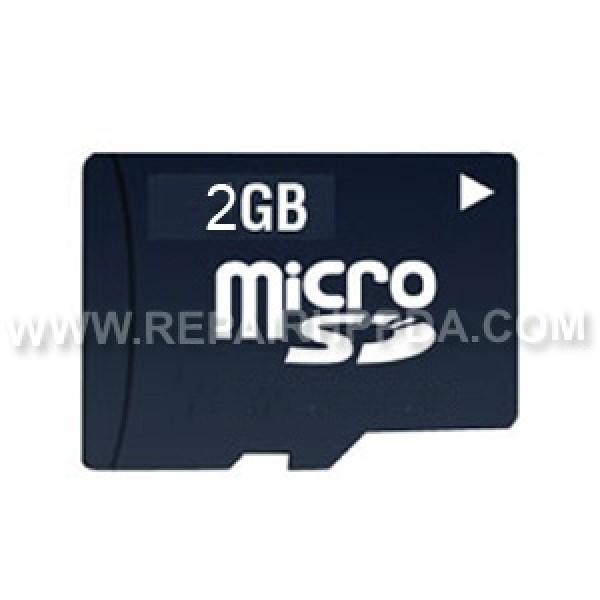 MicroSD / T-Flash 2GB Memory Card