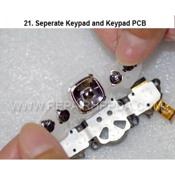 21 Seperate Keypad and Keypad PCB